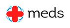 Meds — промокоды, купоны, скидки, акции на май, июнь