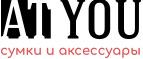 ATyou — промокоды, купоны, скидки, акции на октябрь, ноябрь