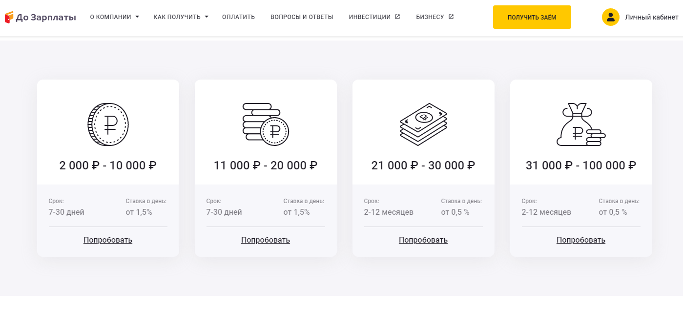 Экспресс деньги займ на карту онлайн